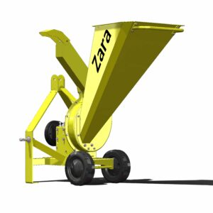 Zara – Bio Shredder PTO Tractor
