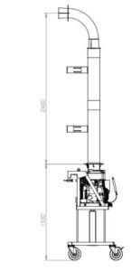 agrinova soffiatore silos