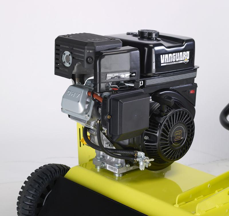 potente motore jeremy arieggiatore trattorino
