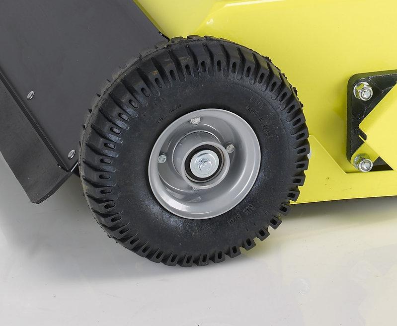 ruote antiforatura arieggiatore trainato jeremy