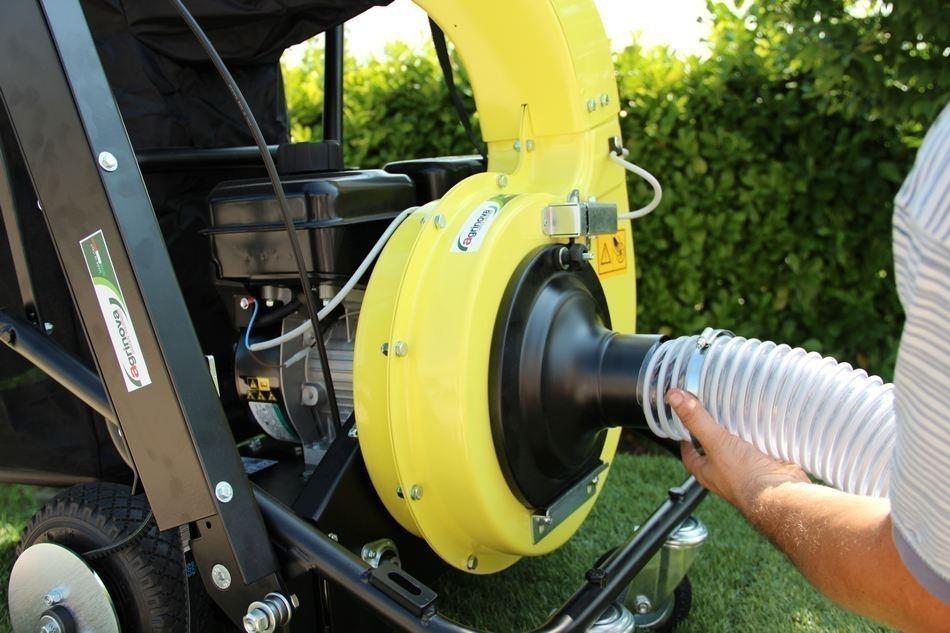 tubo aspirazione corrugato oswald aspirafoglie soffiatore spazzola agrinova macchina agricoltura giardinaggio risultato 2