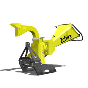 Zeffira – Wood Chipper PTO Tractor