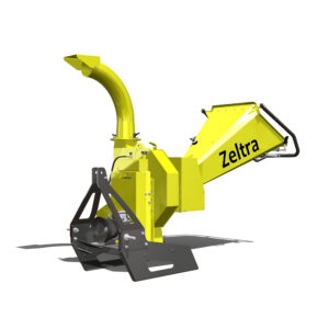 Zeltra – Bio Shredder PTO Tractor