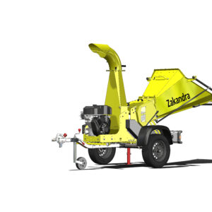 Zakandra – Road Towable Chipper