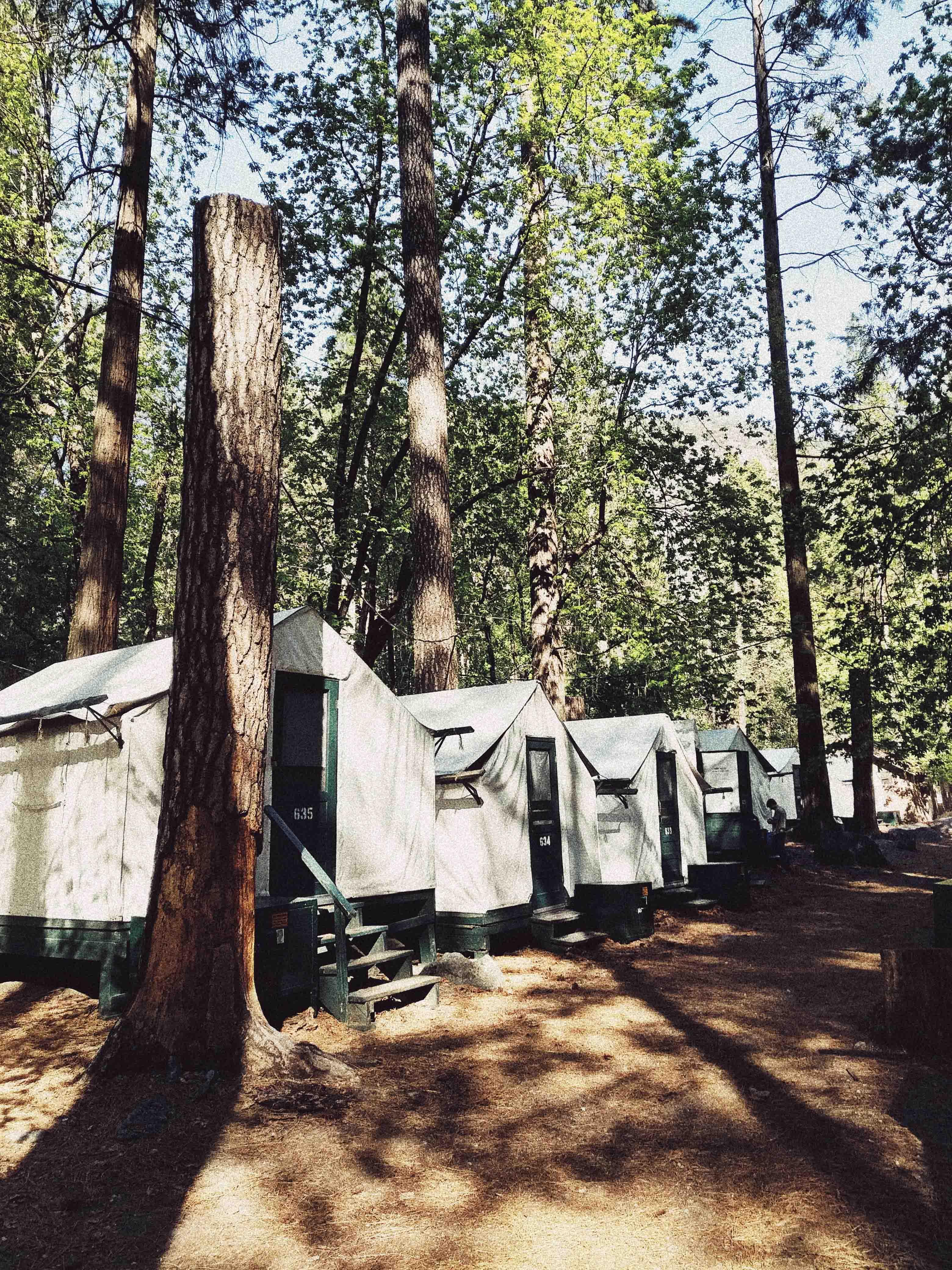 campeggio utilizzi