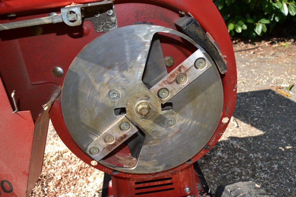 sistemi di taglio a disco biotrituratore cippatore 1