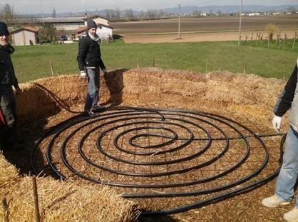 Thermocompost: visita impianto termico bio dal cippato
