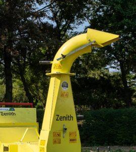 17 ritagliare sistema anti intasamento Cippatore Zenith Agrinova