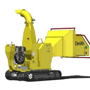 Cippatrice Zenith su cingolo – il nuovo top di gamma